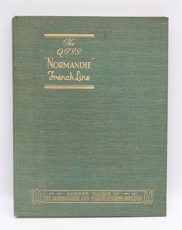 [Shipping] Normandie Souvenir Number Q.T.S.S.