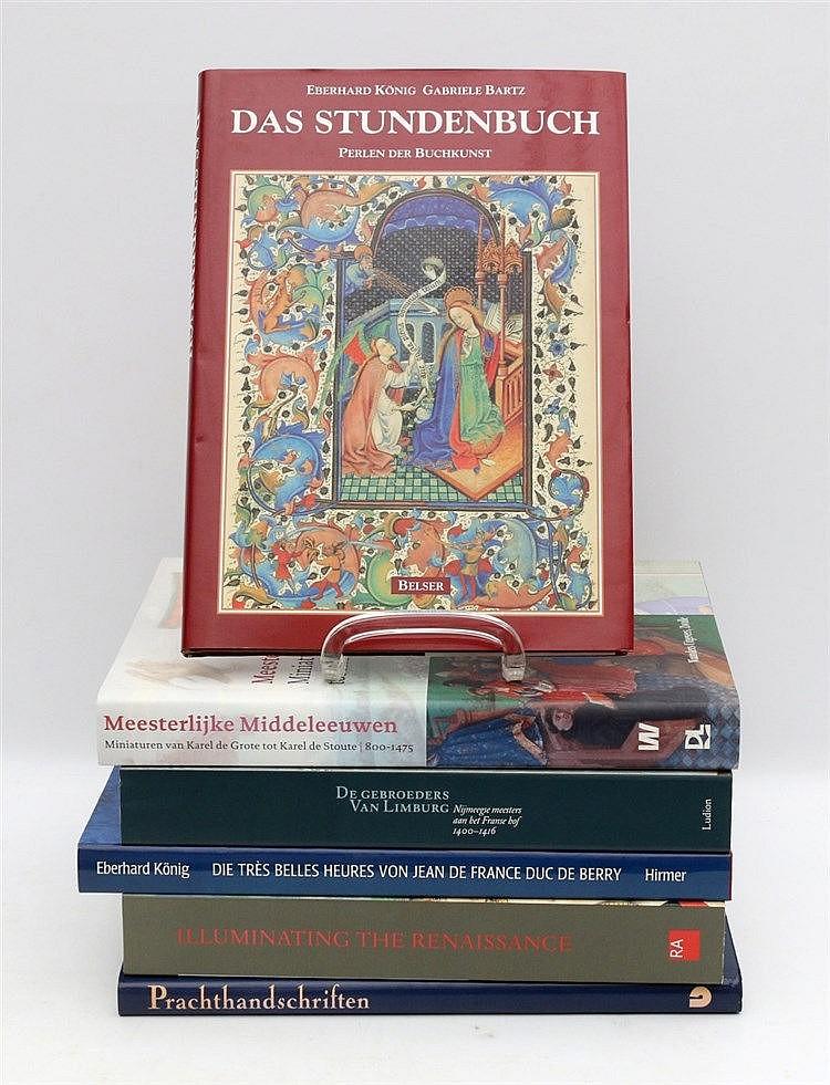 [Miniatures] Meesterlijke Middeleeuwen; Miniaturen van Karel de