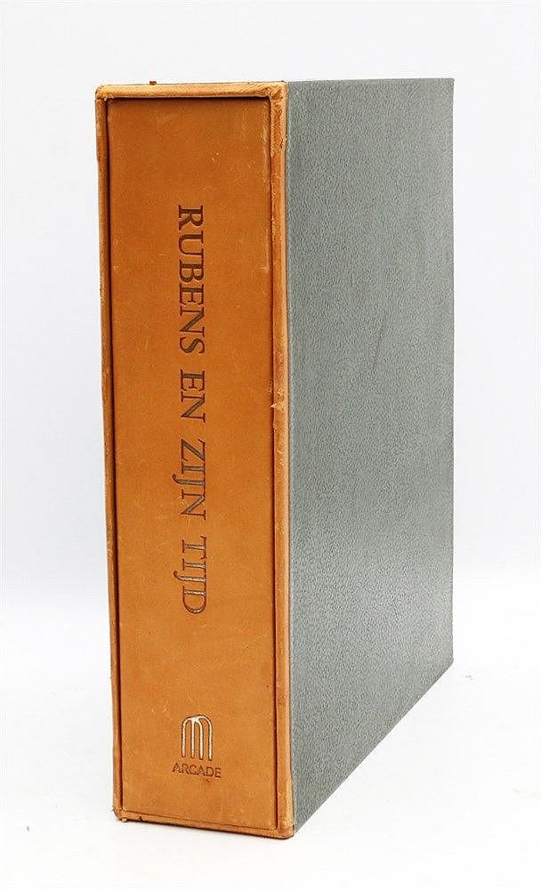 [Kunst] - Roger Avermaete. Rubens en zijn tijd. Brussel, Arcade,