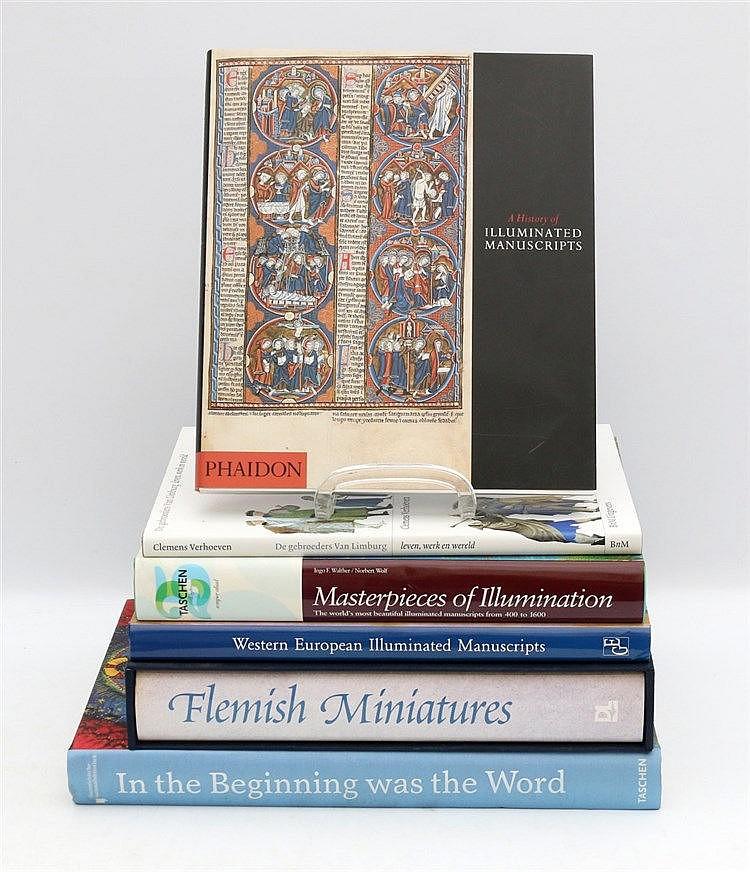 [Miniaturen] Maurits Smeyers. Flemish Miniatures. Leuven, Davids