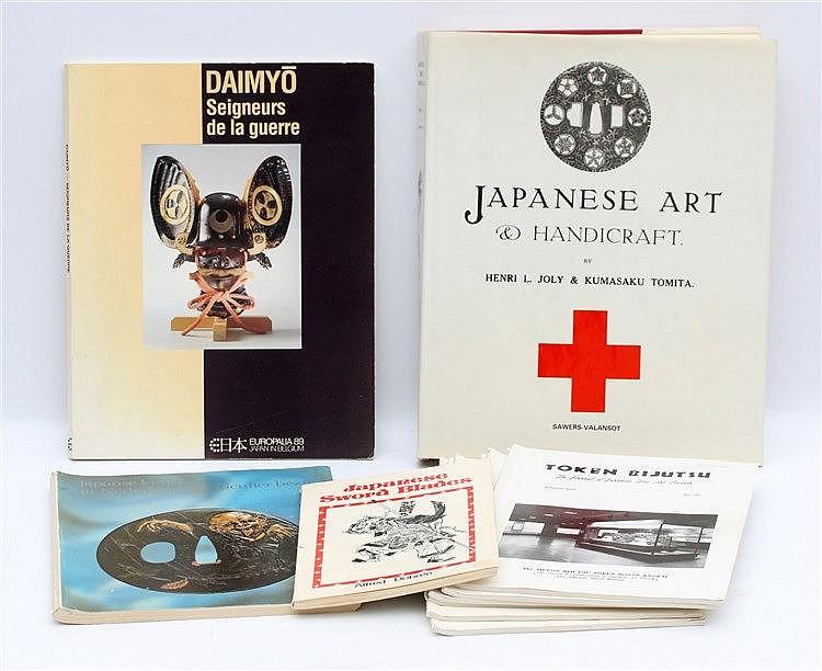 Henri L. Joly & Kumasaka Tomita, Japanese Art & Handicraft, Lond