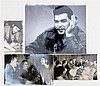 Six photographs of Che Guevara, three of which later prints. (6x