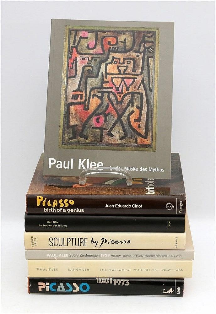 [Modern Art] Wolfgang Kersten (a.o.). Paul Klee; im Zeichen der
