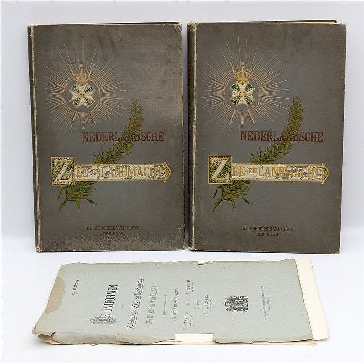 [Military History] - J. Hoynck van Papendrecht & F.J.G. Ten Raa