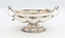 Silver brandy bowl. Early 20th century. By P. van der Woude, Sne