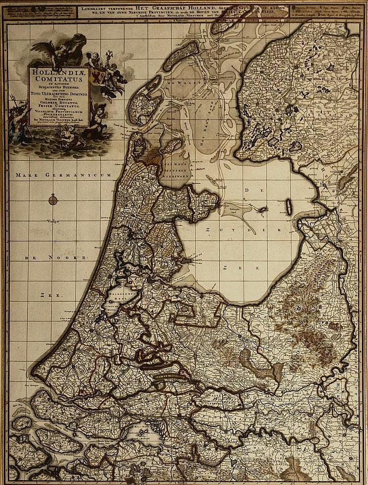 Gilliam van der Gouwen (1669-1720) 'Het Graafschap