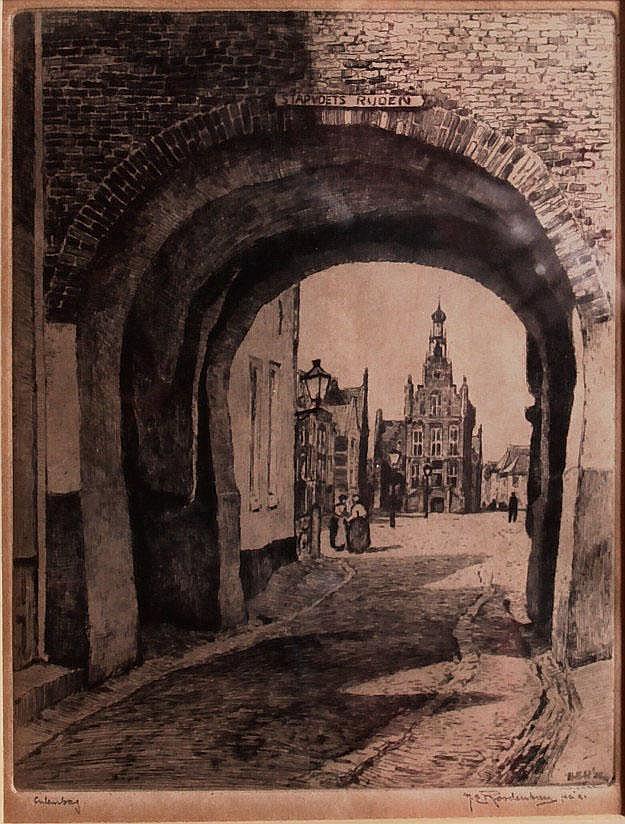 Hendrikus Elias Roodenburg (1895-1987)