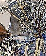 Beint Mankes (Geb. 1918) Molen. Gesigneerd en