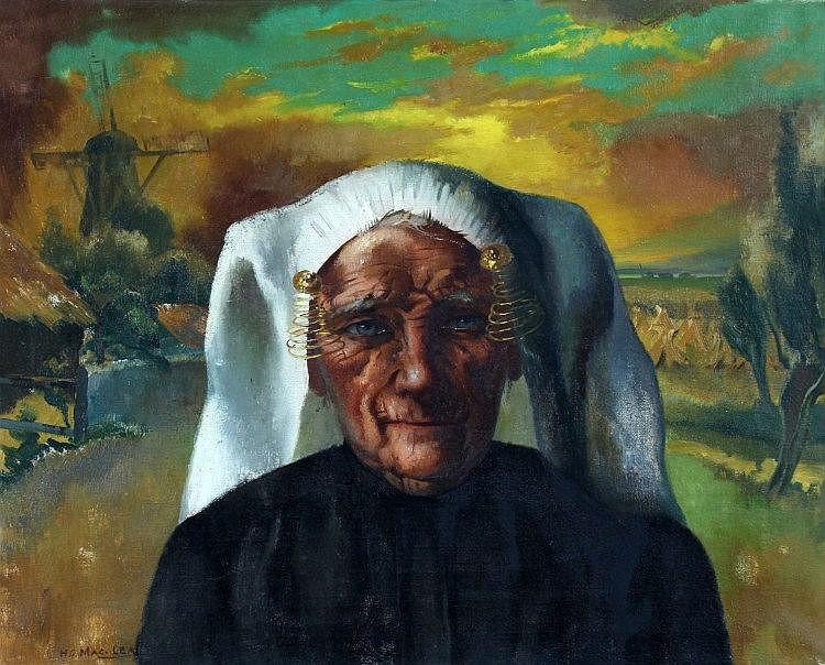 Henrich Carl Macleane (1898-1972)