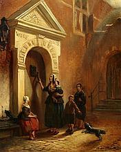 Huib van Hove (1814-1864)
