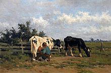 Hermanus Charles Christiaan Bogman (1861-1921) Koe