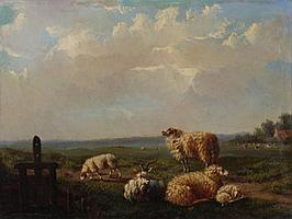 Pieter Plas (1810-1853). Toegeschreven aan.