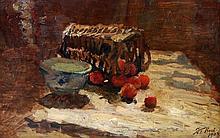 Henri Frédéric Boot (1877-1963), 'Mandje met aardb