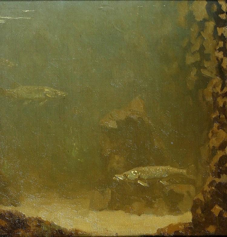 Gerrit Willem Dijsselhoff (1866-1924), Twee snoeke
