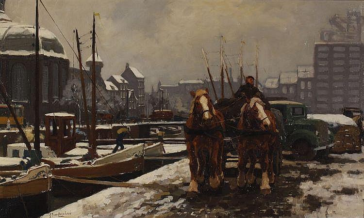 Gijsbertus Johannes van Overbeek (1882-1947) Een