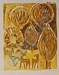 Wally Elenbaas (1912-2008) Twee paarden aan rand, Wally Elenbaas, Click for value