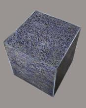 Sasha Sykes, Lavender Cube