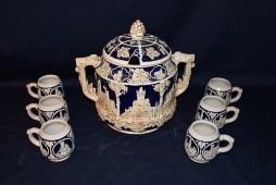An earthware set (7)