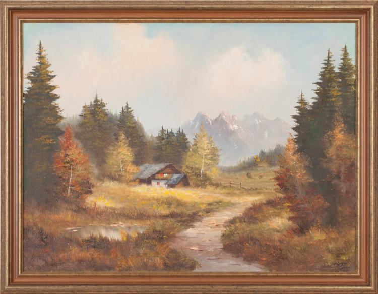 Artist of the 20th century