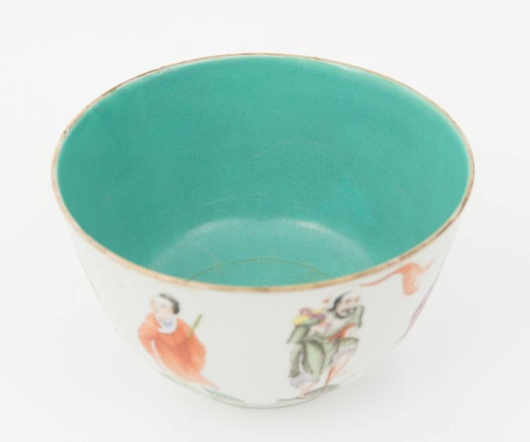 A rare Chinese Doaguang period porcelain bowl