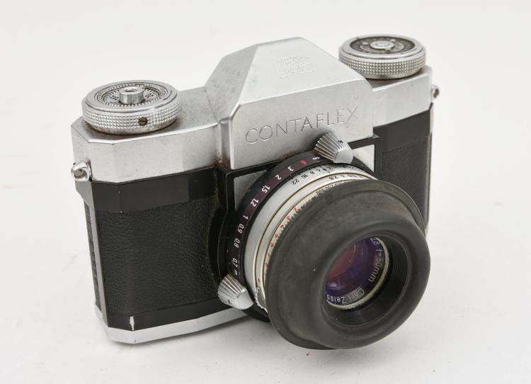 A Zeiss reflex camera