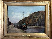 CAMILLE PISSARRO 1830-1903 [attr.]