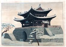 Fine Art Antique and Modern Japanese Woodblock Prints