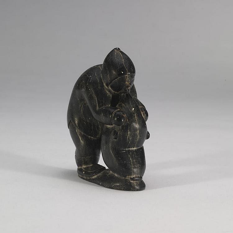 ELI ELIJASSIAPIK (1936-), E9-1609, Inukjuak INUK