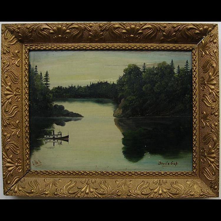 LIONEL MACDONALD STEPHENSON (CANADIAN, 1854-1907)
