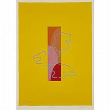 Anthony Benjamin (1931-2002), HELICON, 1974, Colour silkscreen; signed, titled, dated 74 and numbered 7/75 in pencil to margin, Image 30