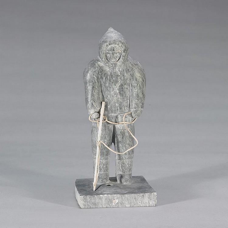 MAKTAK AKUMALIK (1932-), E5-608, Arctic Bay MAN AT