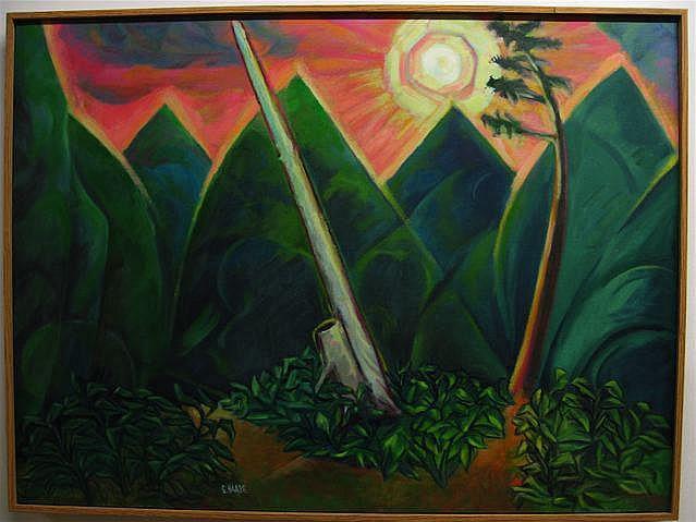 SIEGFRIED FRITZ HAASE (1916-1996) CANADIAN/GERMAN