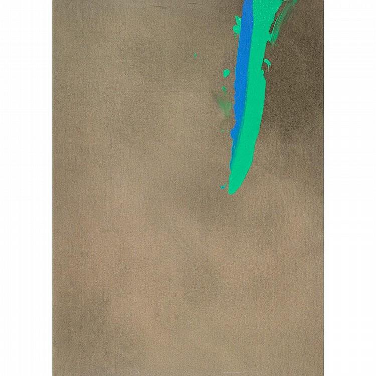 JOSEPH DRAPELL GRONGUE, acrylic on canvas; signed,