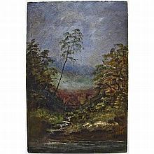 ROBERT HEARD WHALE (CANADIAN, 1857-1906) THE