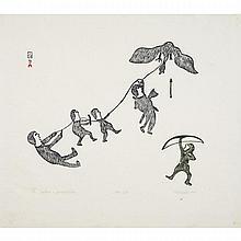 KELLYPALIK MANGITAK (1940-), E7-999, CAPE