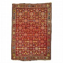 Malayer Rug, Persian, middle 20th century, 6'2