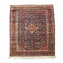 Mahal Rug, Persian, middle 20th century, 5'11