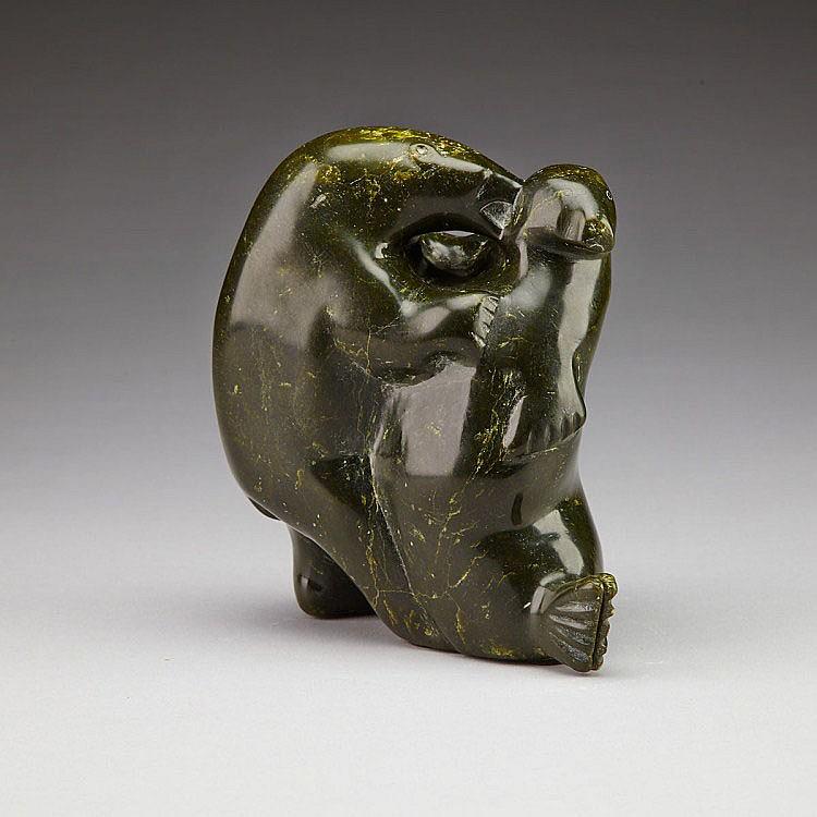 JOBIE CROW (1938-), E9-263, Sanikiluaq BEAR
