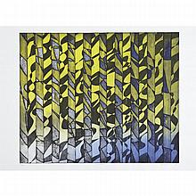 Stanley William Hayter (1901-1988), CLAIRVOIE (1974), Colour etching and aquatint; signed, titled, dated '74 and numbered 52/75 in pencil to margin. Unframed., Sheet 22