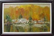 DOUGLAS FERGUSON ELLIOTT (CANADIAN, 1916-)
