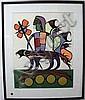 JOHN ERIC LAFORD (CANADIAN, 1954-) UNTITLED;, John Eric Laford, Click for value