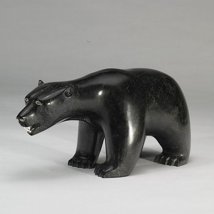 ASHEVAK TUNNILLIE (1956-), E7-1516, Cape Dorset