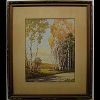 WILLIAM GARDNER BLACKWOOD (1890-?) CANADIAN