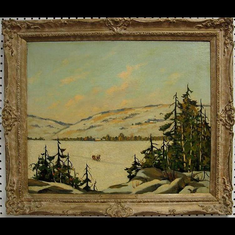 JOHN HUBERT BEYNON (CANADIAN, 1890-1970) MAJESTIC