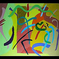 ERIK GAMBLE (CANADIAN, 1950-2007) SONG & DANCE;