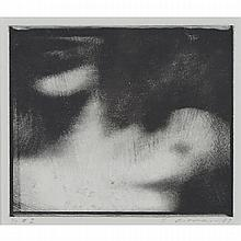 """BARBARA ASTMAN, UNTITLED #2 FROM THE SERIES """"SCENES FROM A MOVIE FOR ONE"""", transfer print, Sheet 12.5 ins x 10 ins; 31.8 cms x 25.4 cms"""