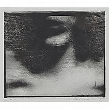 """BARBARA ASTMAN, UNTITLED, #8 FROM THE SERIES """"SCENES FROM A MOVIE FOR ONE"""", transfer print, Sheet 12.5 ins x 10 ins; 31.8 cms x 25.4 cms"""