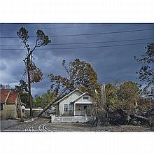 ROBERT POLIDORI, R.C.A., 5979 WEST END BOULEVARD, NEW ORLEANS, SEPTEMBER, 2005, Fujicolor Crystal Archive print mounted to Dibond, 40 ins x 54 ins; 101.6 cms x 137.2 cms