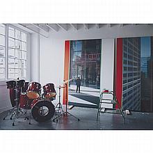 IAN WALLACE, WORK IN PROGRESS, 2010, inkjet print, 13 ins x 16 ins; 33 cms x 40.6 cms