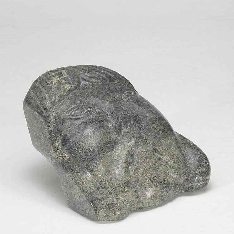 MOSESEE QIYUAKYUK (1933-), E6-459, Pangnirtung